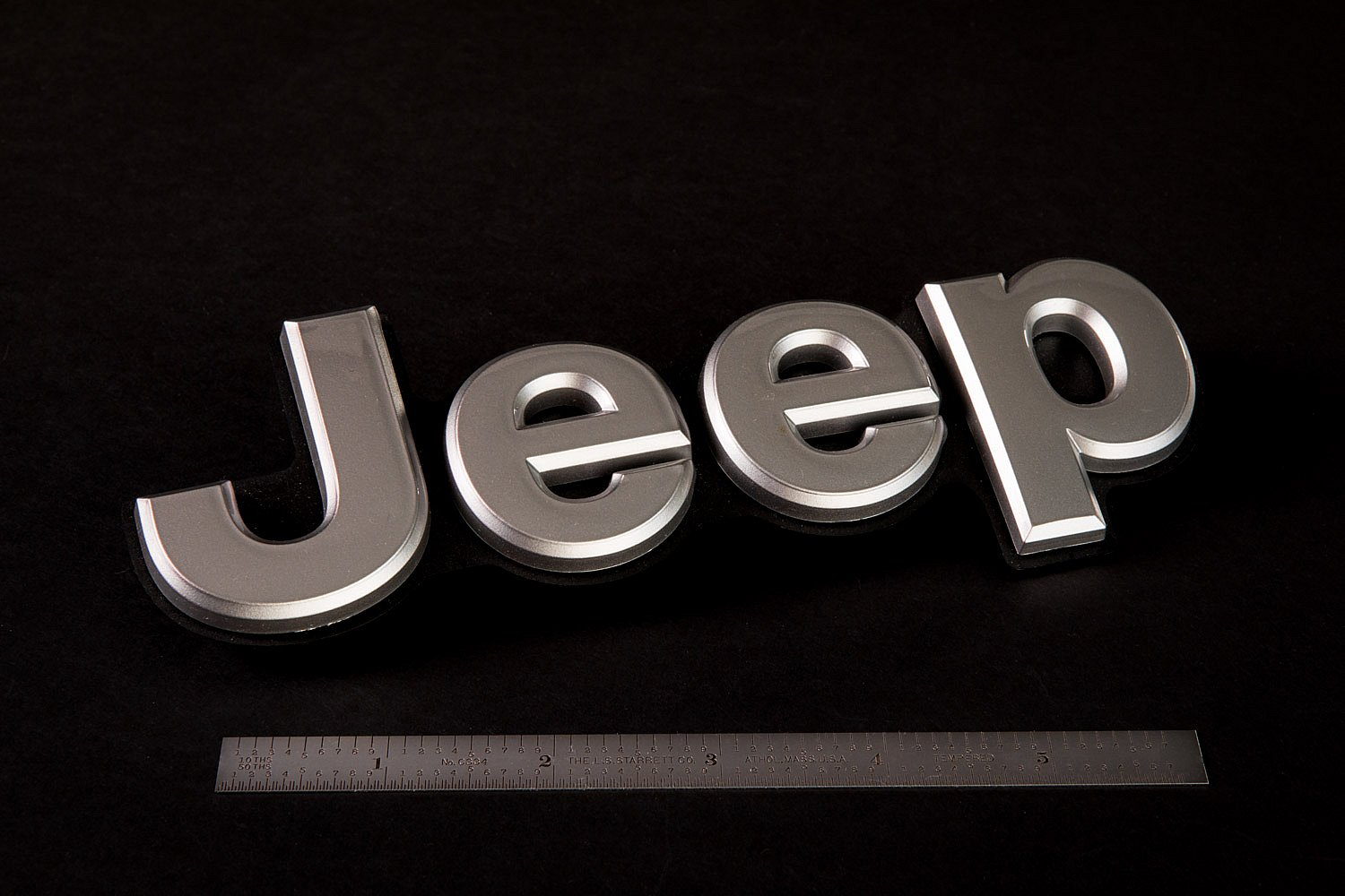 Jeep Logo Molded Part