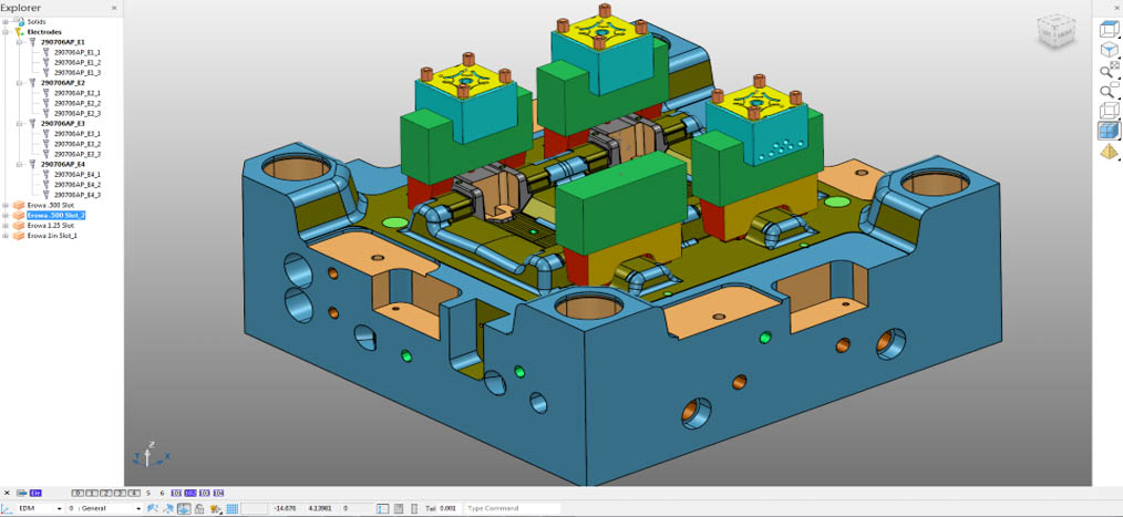 Quest Industries Design and Engineering - Plastic Injection Mold and Rubber Mold